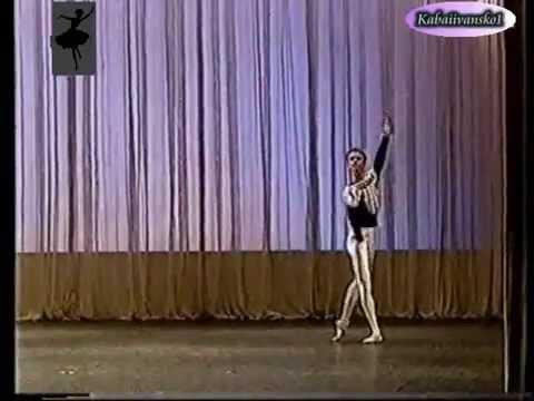 Pas classique var  Leonid Sarafanov Moscow