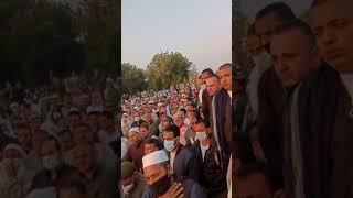 جنازة الشيخ مصطفي عبد الرؤوف