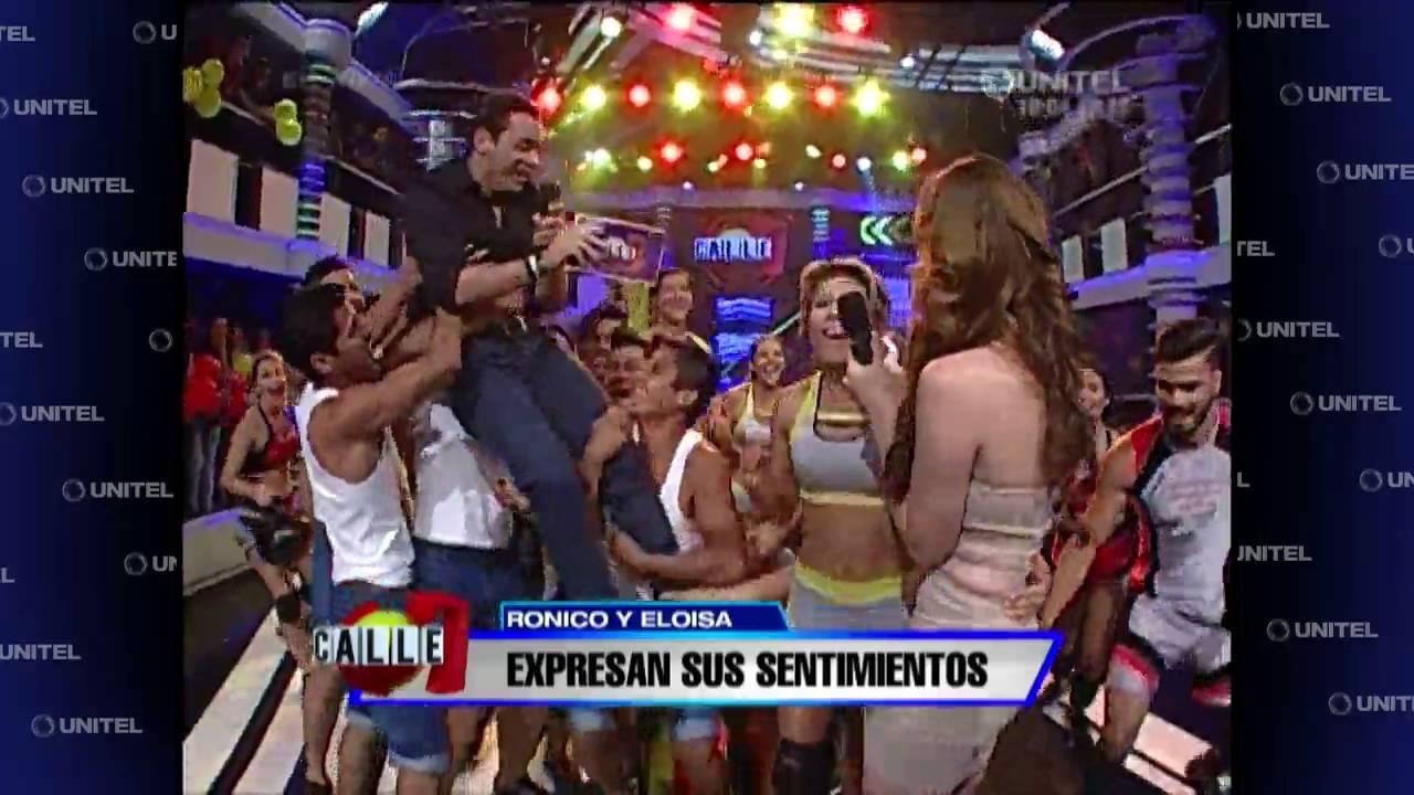 Download #Calle7 – Ronico y Eloísa se dieron un beso en pleno programa al vivo