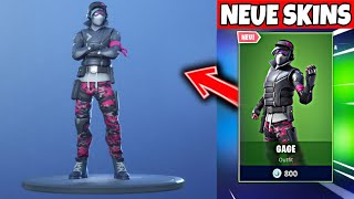 FORTNITE DAILY ITEM SHOP 3.7.19 | NEW GAGE SKIN IS DA!!
