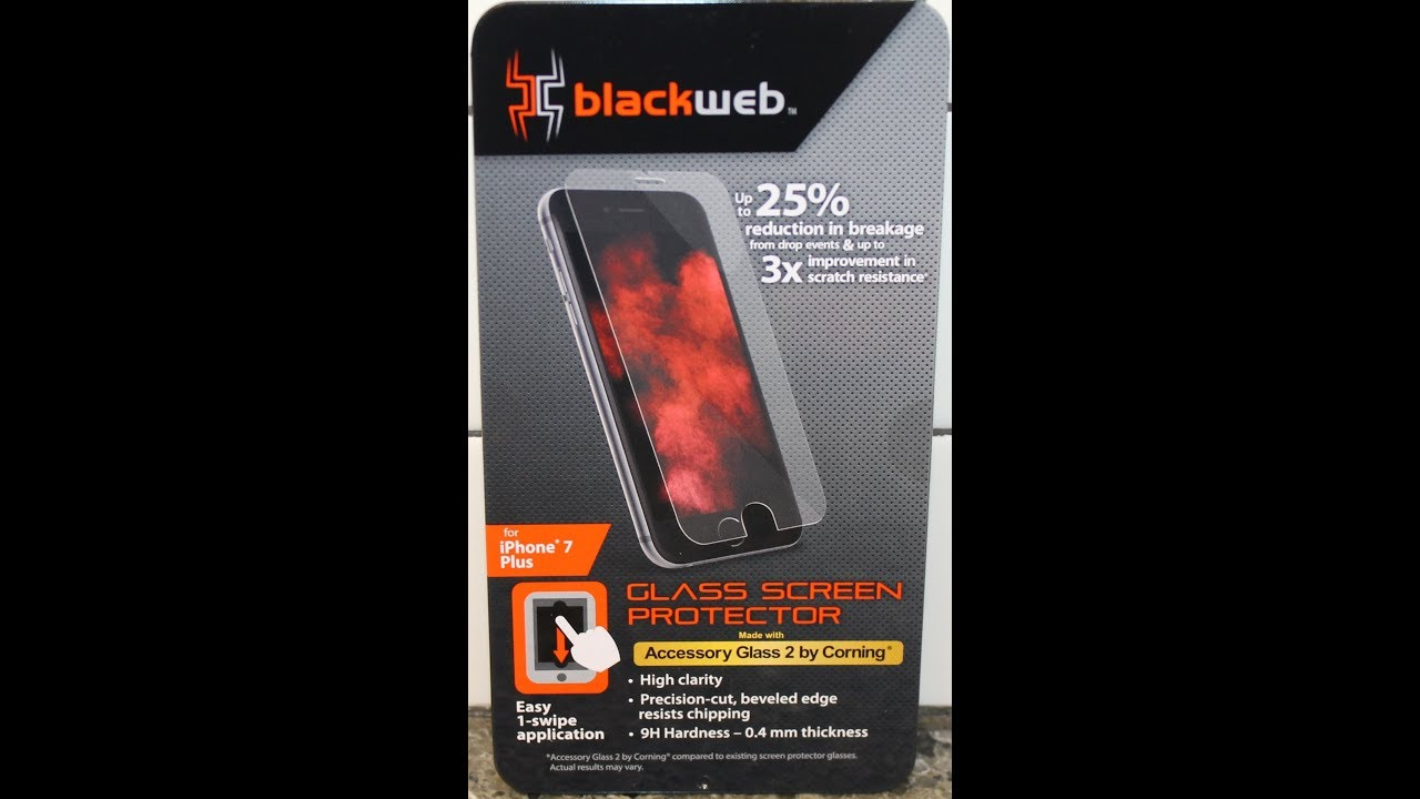 Blackweb Glass Screen Protector Application Youtube Generator Accessory Buy Safety Switchair Circuit Breakergenerator