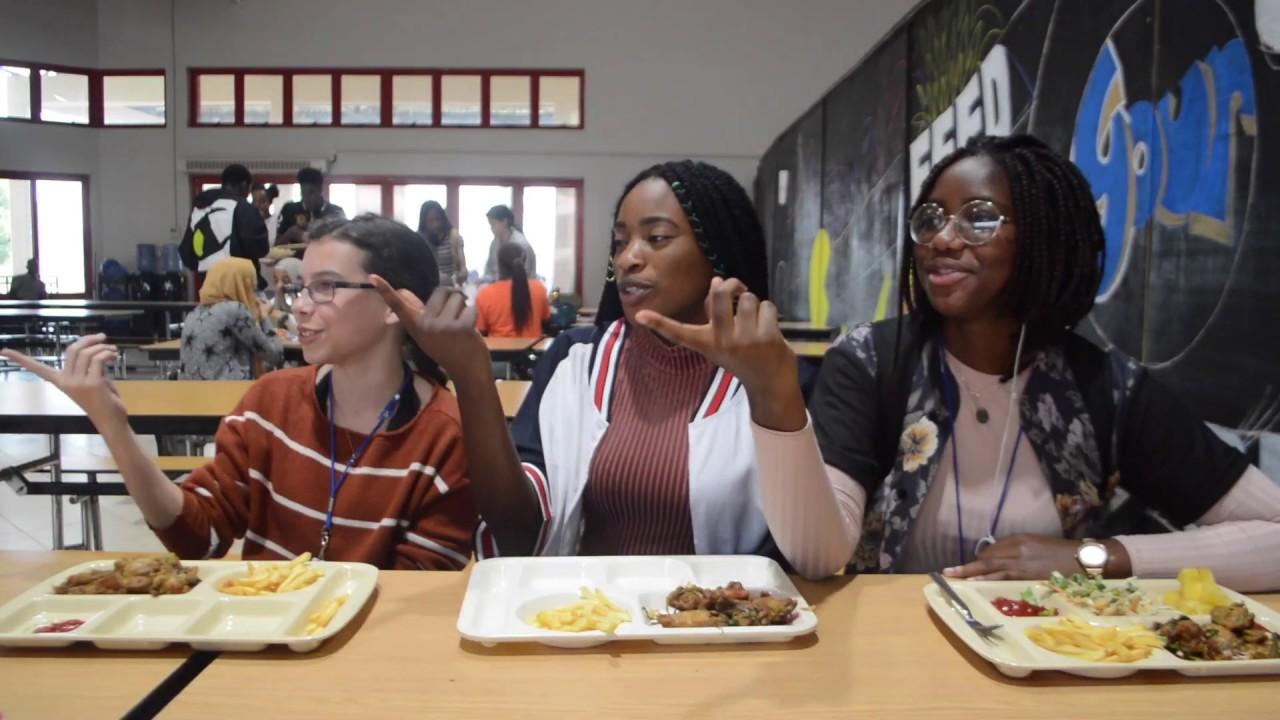 American International School in Abuja City, Student Music Video - Shake it off