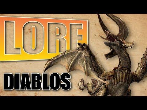 Monster Hunter World Lore: Diablos thumbnail