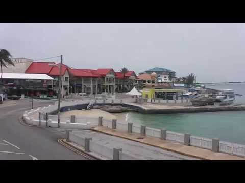 Grand Cayman Georgetown Waterfront Shops