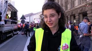 Unbefristeter Pflegestreik in Berliner Charité und Vivantes-Kliniken hat begonnen