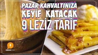 Pazar Kahvaltınıza Keyif Katacak 9 Leziz Tarif - Onedio Yemek - Kahvaltı Tarifleri