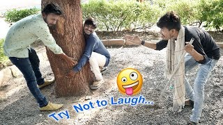 2 Idiots  Try Not To Laugh Challenge  Comedy Videos 2019  Episode 1