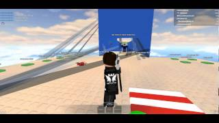 Roblox : Fall Down Stairs Host : Andresje , Maxim