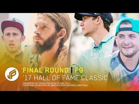 2017 Hall of Fame Classic | Final Round, Front 9 | Wysocki, Owens, Conrad, Turner
