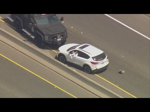 Police chase stolen
