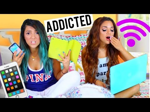 Thumbnail: Night Routine! FOR THOSE ADDICTED TO THE INTERNET