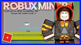NEW ROBLOX EXPLOIT: ROBUX MINER (WORKING) | FREE ROBUX, UNPATCHABLE!!