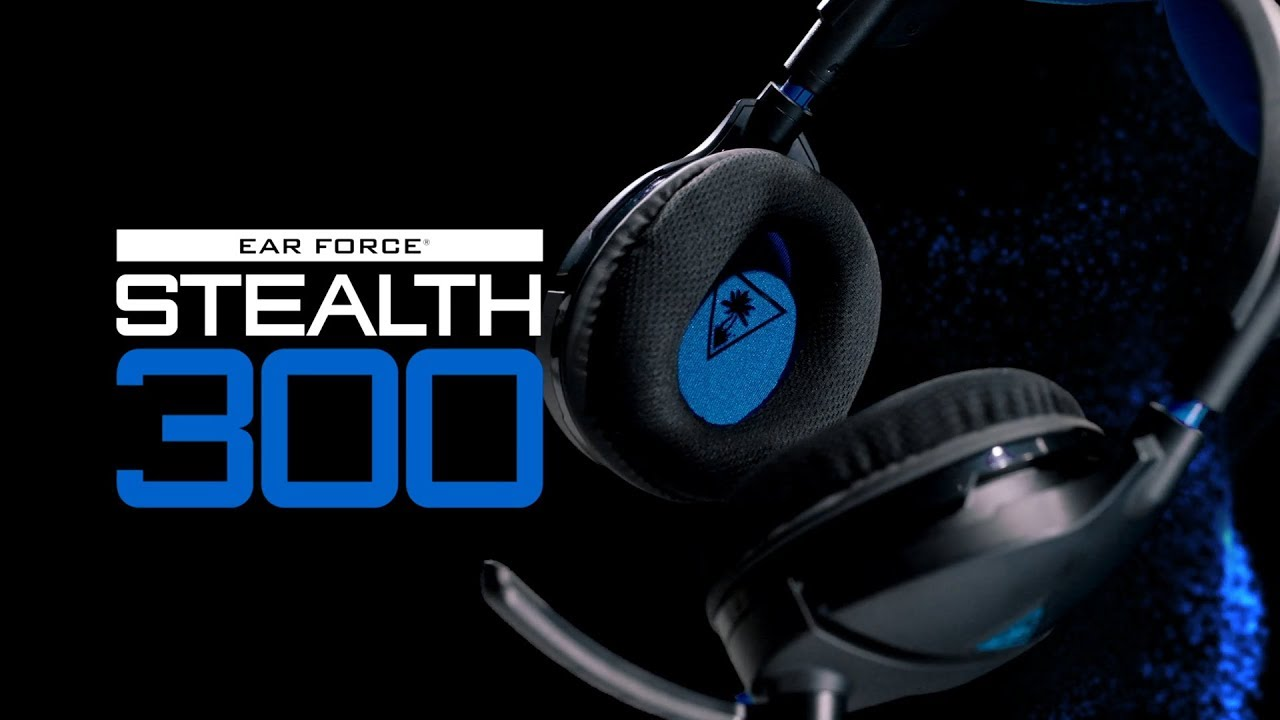 e4d1ee5645b Stealth 300 Gaming Headset by Turtle Beach | Five Star Games