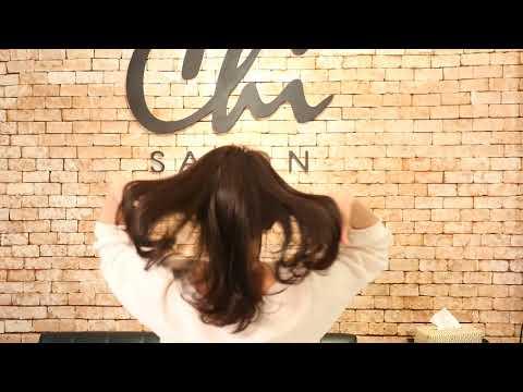 ตัด+ทำสี ที่ร้าน Chi Salon ร้านประจำ ร้านโปรด ... เดี๋ยวค่อยไปดัดเพิ่ม ขอ Volume อีกหน่อย - วันที่ 08 Sep 2018