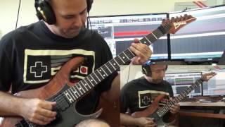 Spock's Beard Alive/Overture guitar cover by Michael Bonet