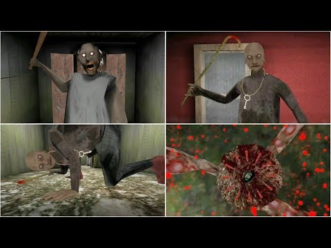 Granny Chapter Two Jumpscares