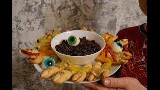 Пальцы ведьмы: рецепт печенья на Хеллоуин