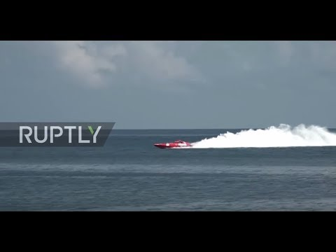 Cuba: US powerboat pilots claim new world speed record for US-Cuba route