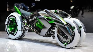Top 5 Future Motorcycles YOU MUST SEE  || HT High Technology || Latest Technology