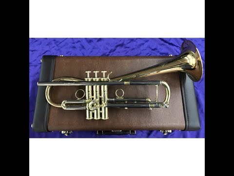 CarolBrass CTR-5280L-GLT(D)-Bb-L (Large Bore)