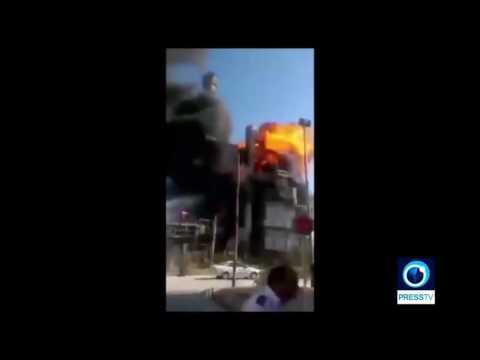 Explosion at Iran Uranium Enrichment Plant