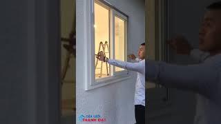 Mẫu Cửa Lưới Chống Muỗi 04