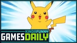 Pokemon Director Likely Leaving Role - Kinda Funny Games Daily 11.02.18