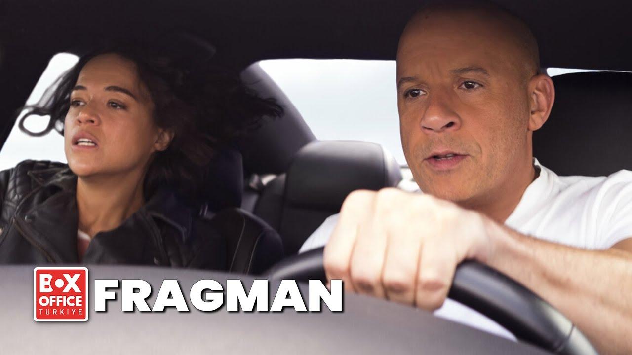 Hızlı ve Öfkeli 9: Dublajlı Fragman