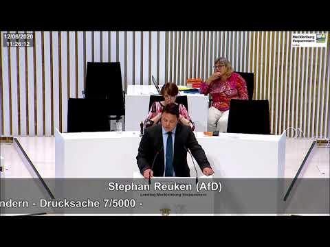 Stephan J. Reuken: Drangsalierung von Autofahrern beenden - Bußgeldkatalog ändern!