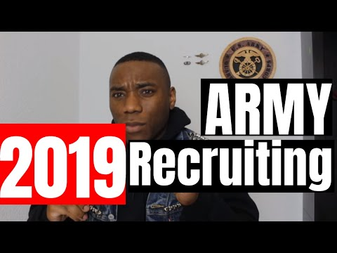 ARMY Recruiting 2019