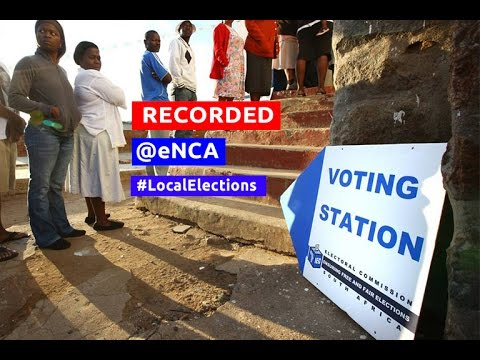 IEC voter registration briefing