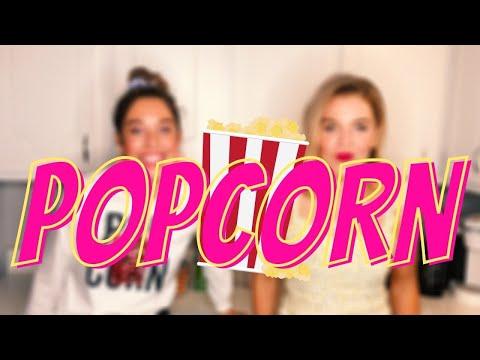 Easy Homemade Popcorn Tutorial