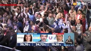 Visión 7 - Presidenciales 2015: Scioli y Macri al balotaje