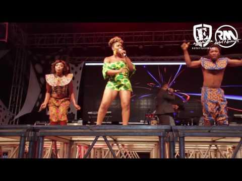 Yemi Alade - Fiesta 2016 Live Performance (Tanzania)
