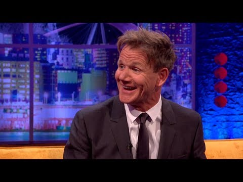 Gordon Ramsay And Daughter Trouble - The Jonathan Ross Show