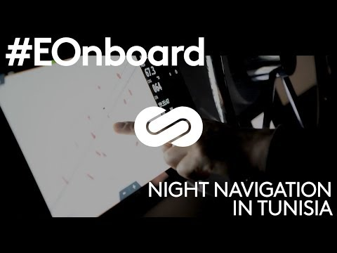 Energy Observer - Night Navigation in Tunisia