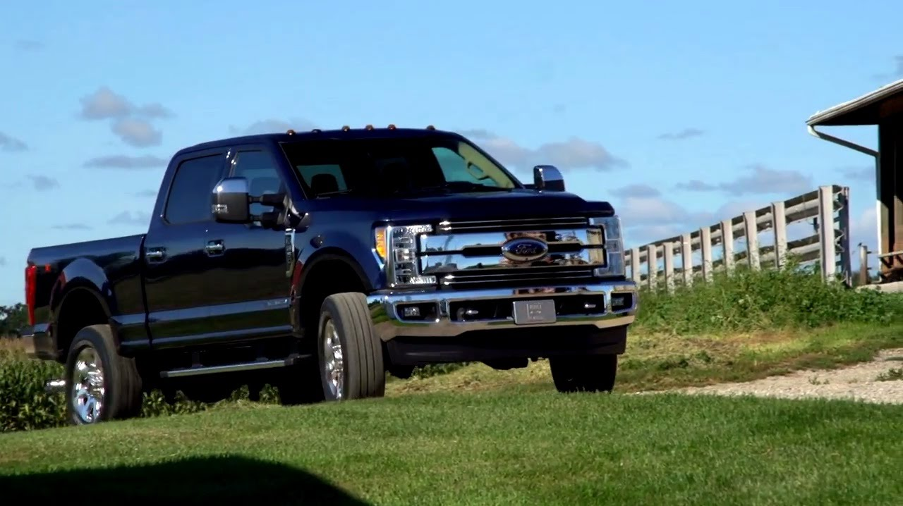 All New 2017 Ford F 250 Super Duty Youtube