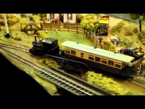Warley Model Railway Exhibition 2015 Part 2 (28th November 2015)