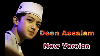 Deen Assalam versi Arab  Voc . AZMI,ABAN