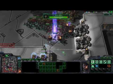 SC2 Kerrigan Survival with Luminous!