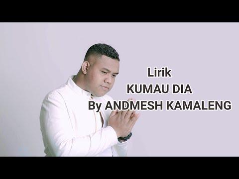 KUMAU DIA - Andmesh   Lirik Video