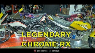 Legendary Yamaha RX (RXS, RXK, RXZ) Only at Art of Speed 2017
