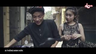 [Tròn TV] - Clip Hài-  AI THÔNG MINH HƠN