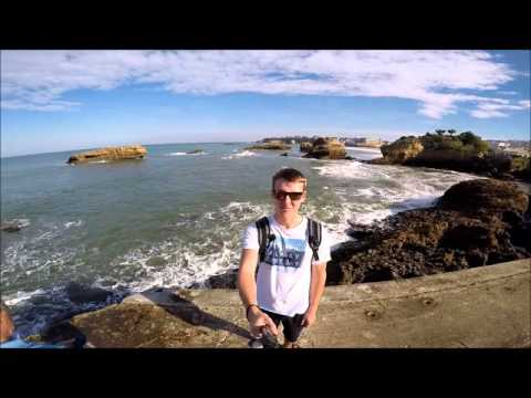 Weekend in Biarritz, France -GoPro Travel