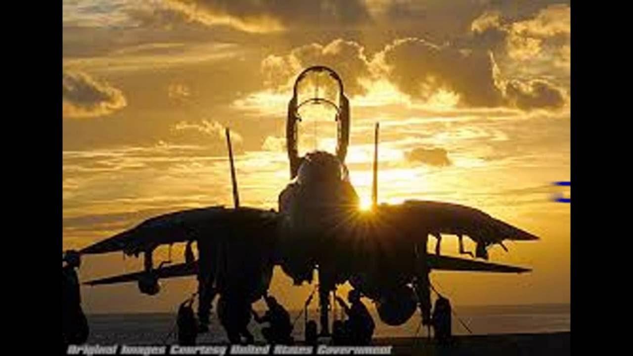 F 14 Tomcat 映画「トップガン」の戦闘機はコレ! Youtube