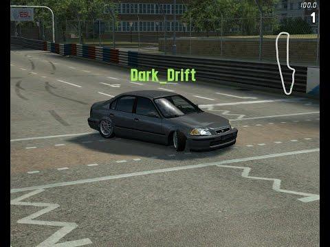 #1 LFS-Honda civic Drift