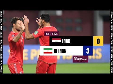 Iraq Iran Goals And Highlights