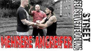 Größere Angreifer auf der Straße | Was kann ich machen | KAMPFKUNST LIFESTYLE