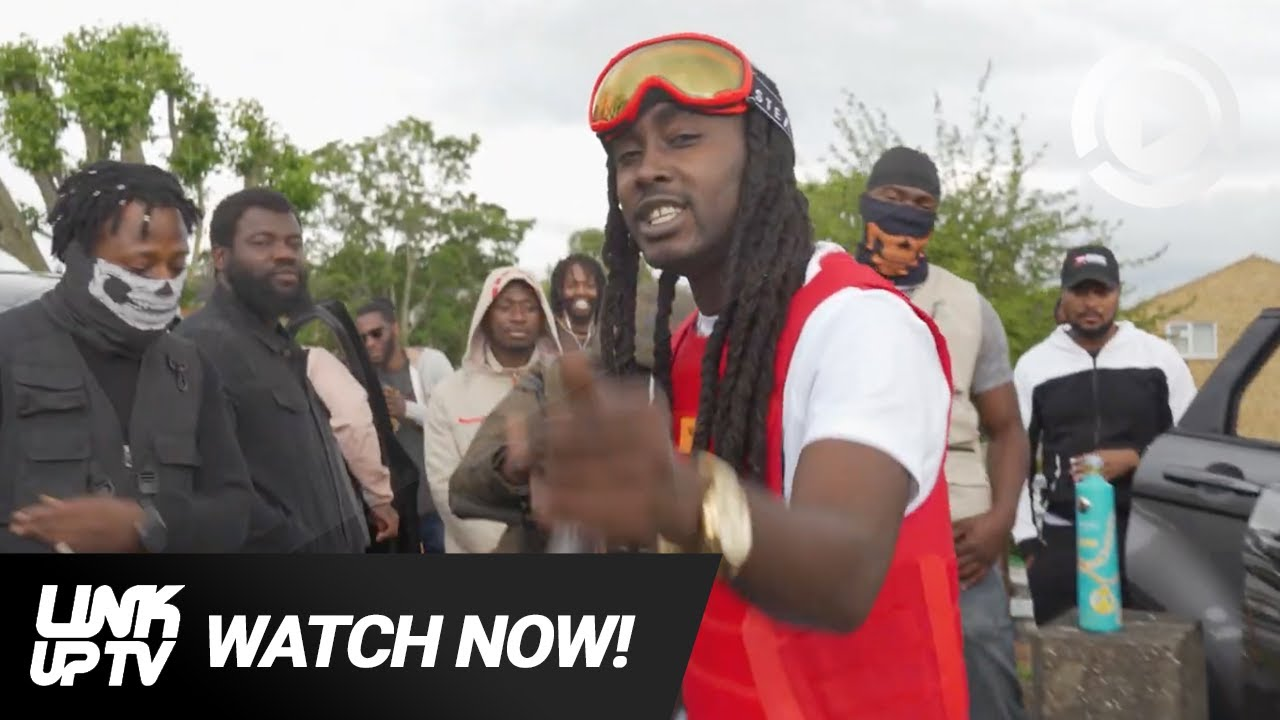 Crow J - Wheels On The Ride [Music Video] Link Up TV