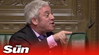 MPs call on Bercow to discipline Corbyn after 'mouthing stupid woman'